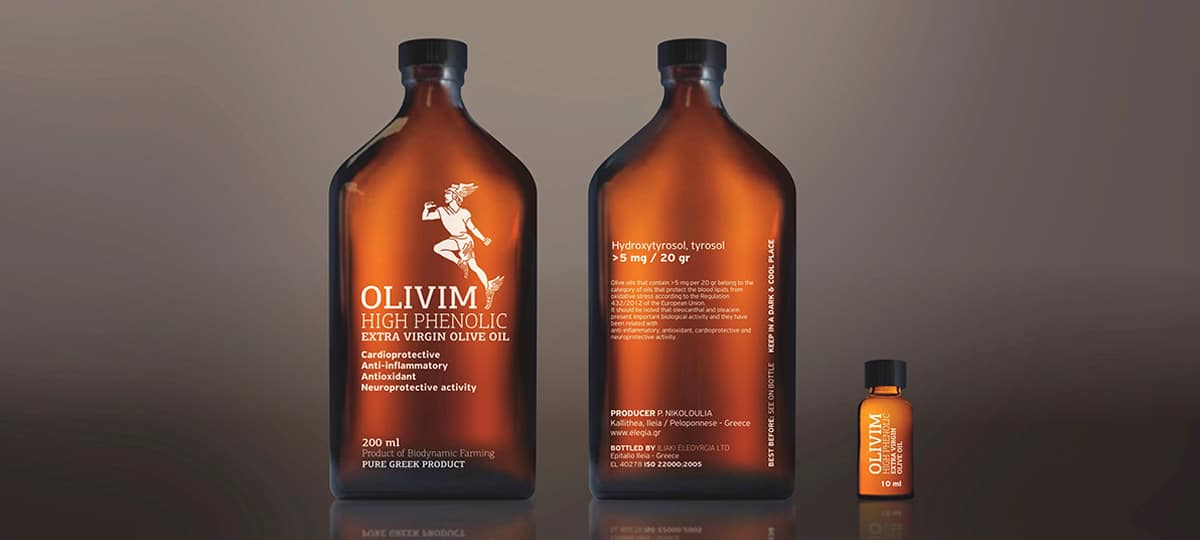ELEGIA & OLIVIM EXTRA VIRGIN OLIVE OILS