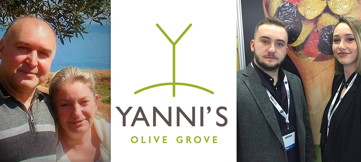 YANNI'S OLIVE GROVE, AN INNOVATIVE GREEK FAMILY COMPANY AND MICOIL STUDY