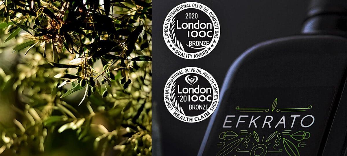 EFKRATO – PREMIUM ORGANIC HIGH PHENOLIC LIMITED PRODUCTION EVOO