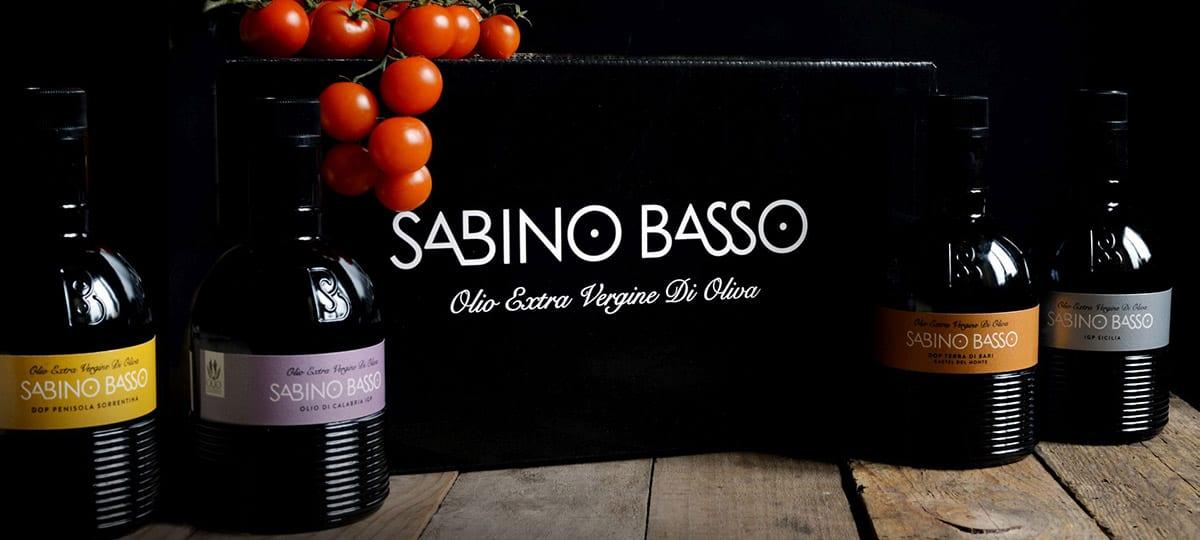 LINEA OLI D'ITALIA – SABINO BASSO SELEZIONI